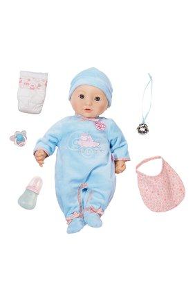 Детского кукла baby annabell ZAPF CREATION разноцветного цвета, арт. 794-654 | Фото 1
