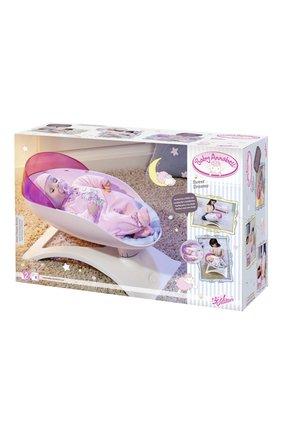 Детского игрушка baby annabell кроватка ZAPF CREATION разноцветного цвета, арт. 700-969 | Фото 3