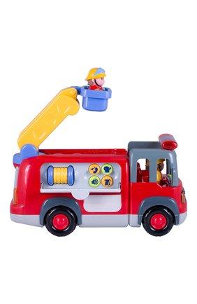 Детского игрушка пожарная машина СТМ разноцветного цвета, арт. LVY022 | Фото 1
