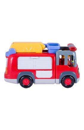 Детского игрушка пожарная машина СТМ разноцветного цвета, арт. LVY022 | Фото 2