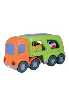 Детского игрушка автовоз СТМ разноцветного цвета, арт. LVY027 | Фото 2