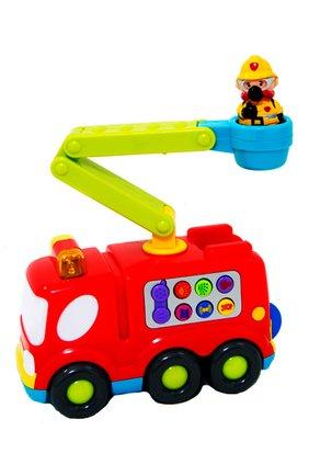 Детского игрушка пожарная машина СТМ разноцветного цвета, арт. LVY023 | Фото 1