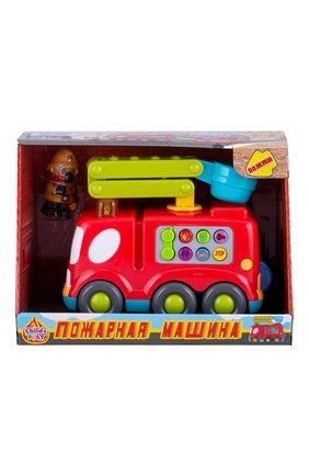 Детского игрушка пожарная машина СТМ разноцветного цвета, арт. LVY023 | Фото 2
