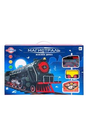 Детского игра железная дорога СТМ разноцветного цвета, арт. YK-2501 | Фото 2