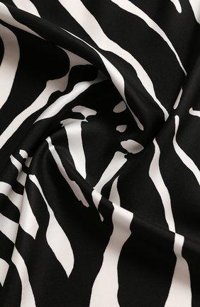 Женский шелковый платок DOLCE & GABBANA разноцветного цвета, арт. FN092R/GDV54 | Фото 2
