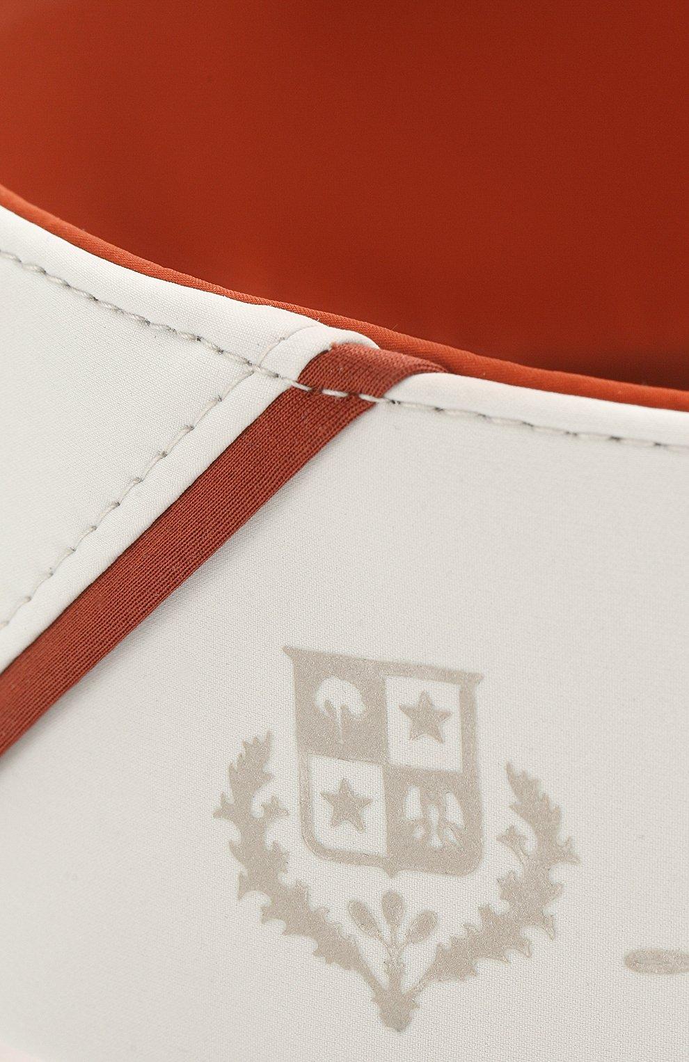 Женская козырек LORO PIANA коричневого цвета, арт. FAL1409   Фото 3