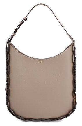 Женская сумка darryl CHLOÉ серого цвета, арт. CHC20US341C61   Фото 1