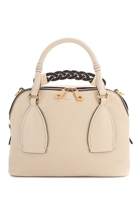 Женская сумка daria CHLOÉ бежевого цвета, арт. CHC20US360C62 | Фото 1