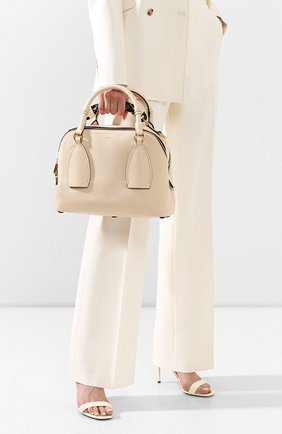Женская сумка daria CHLOÉ бежевого цвета, арт. CHC20US360C62 | Фото 2