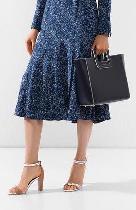 Женская сумка shirley  STAUD синего цвета, арт. 07-9042 | Фото 2