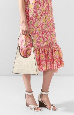 Женская сумка rey STAUD кремвого цвета, арт. 12-9125 | Фото 2