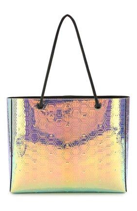 Женская сумка-шопер PHILIPP PLEIN разноцветного цвета, арт. P20A WBA1236 PLE073N | Фото 1