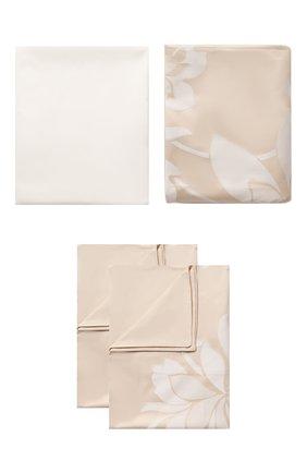 Мужского комплект постельного белья FRETTE бежевого цвета, арт. FR6666 E3478 260A | Фото 1