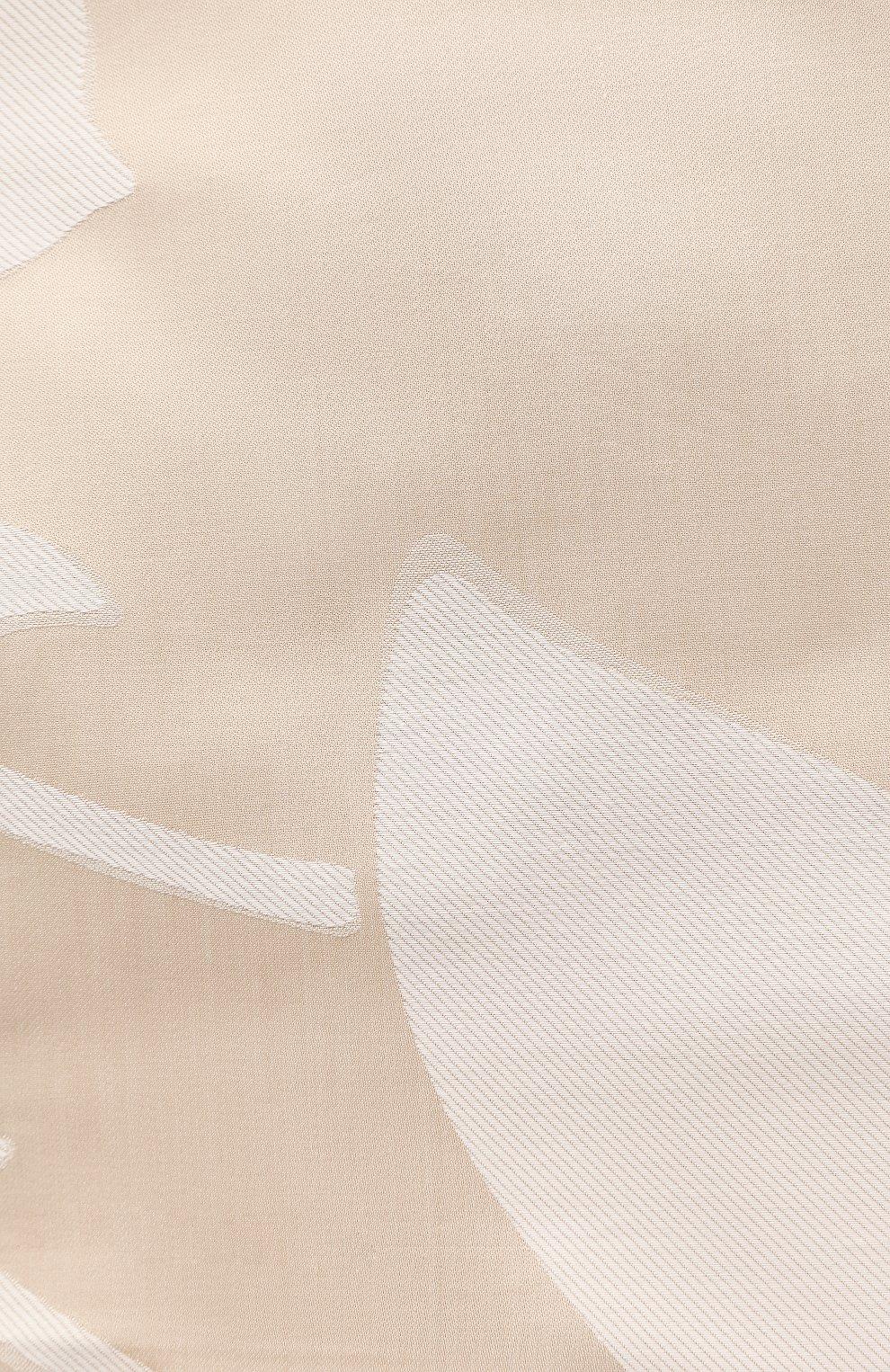 Мужского комплект постельного белья FRETTE бежевого цвета, арт. FR6666 E3478 260A | Фото 7