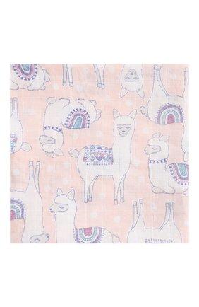 Детского комплект из двух пеленок ADEN+ANAIS разноцветного цвета, арт. 4044   Фото 3