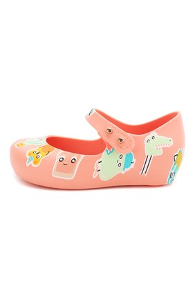 Детские туфли MELISSA розового цвета, арт. 32756 | Фото 2