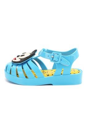 Детские сандалии MELISSA голубого цвета, арт. 32675 | Фото 2