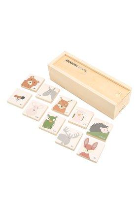 Детского набор карточек в коробке KID`S CONCEPT бежевого цвета, арт. 1000412 | Фото 2