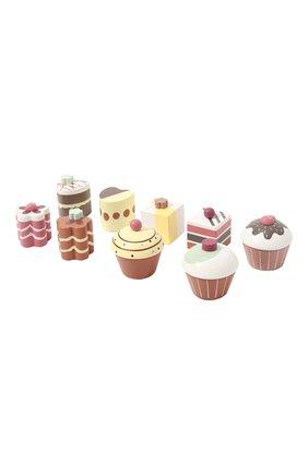 Детского набор игрушечных пирожных KID`S CONCEPT разноцветного цвета, арт. 1000264 | Фото 1