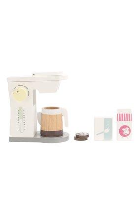 Детского игрушечный набор кофемашина KID`S CONCEPT белого цвета, арт. 1000262   Фото 2