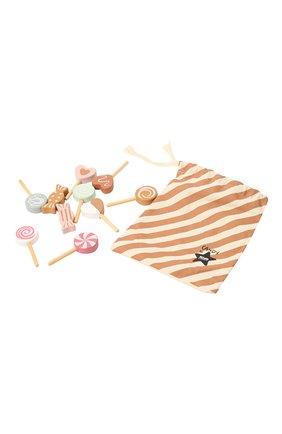 Детского набор игрушечных конфет KID`S CONCEPT разноцветного цвета, арт. 1000277 | Фото 2