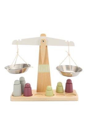 Детского игрушечные весы KID`S CONCEPT разноцветного цвета, арт. 1000454 | Фото 1