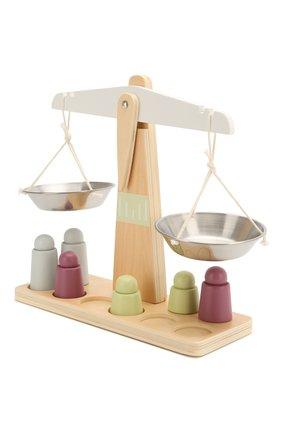 Детского игрушечные весы KID`S CONCEPT разноцветного цвета, арт. 1000454 | Фото 2
