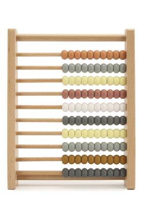 Детского игрушечные счеты KID`S CONCEPT разноцветного цвета, арт. 1000194 | Фото 1