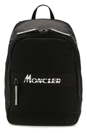 Мужской текстильный рюкзак gimont MONCLER черного цвета, арт. F1-09A-5A702-10-02SB8   Фото 1