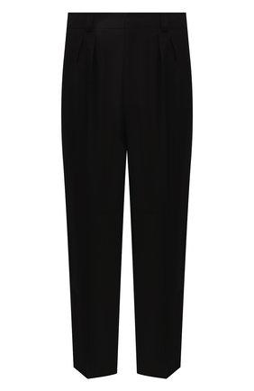Мужской брюки JACQUEMUS черного цвета, арт. 205PA01/12990 | Фото 1