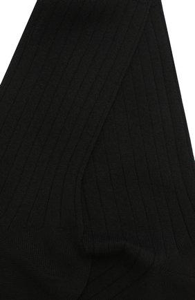 Мужские кашемировые носки FALKE черного цвета, арт. 14459.. | Фото 2