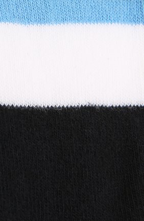 Мужские хлопковые носки BOSS темно-синего цвета, арт. 50431182   Фото 2