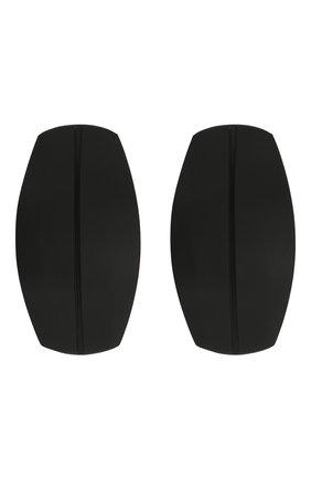 Женские подкладки под бретели MISS PERFECT черного цвета, арт. MPA40007 | Фото 1