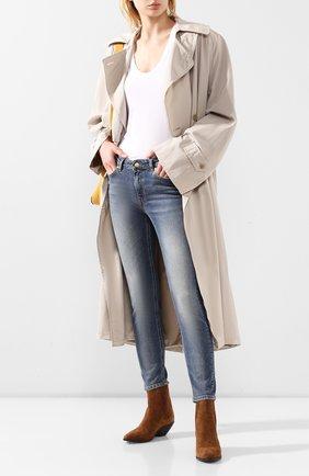 Женские джинсы ESCADA SPORT синего цвета, арт. 5032894 | Фото 2
