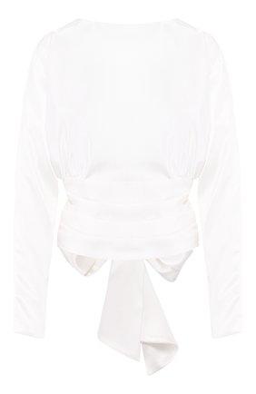 Женская топ JM STUDIO белого цвета, арт. JMSS2038 | Фото 1