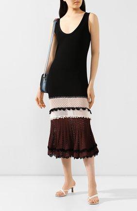 Женское платье ALTUZARRA черного цвета, арт. 220-3001-JYS001 | Фото 2