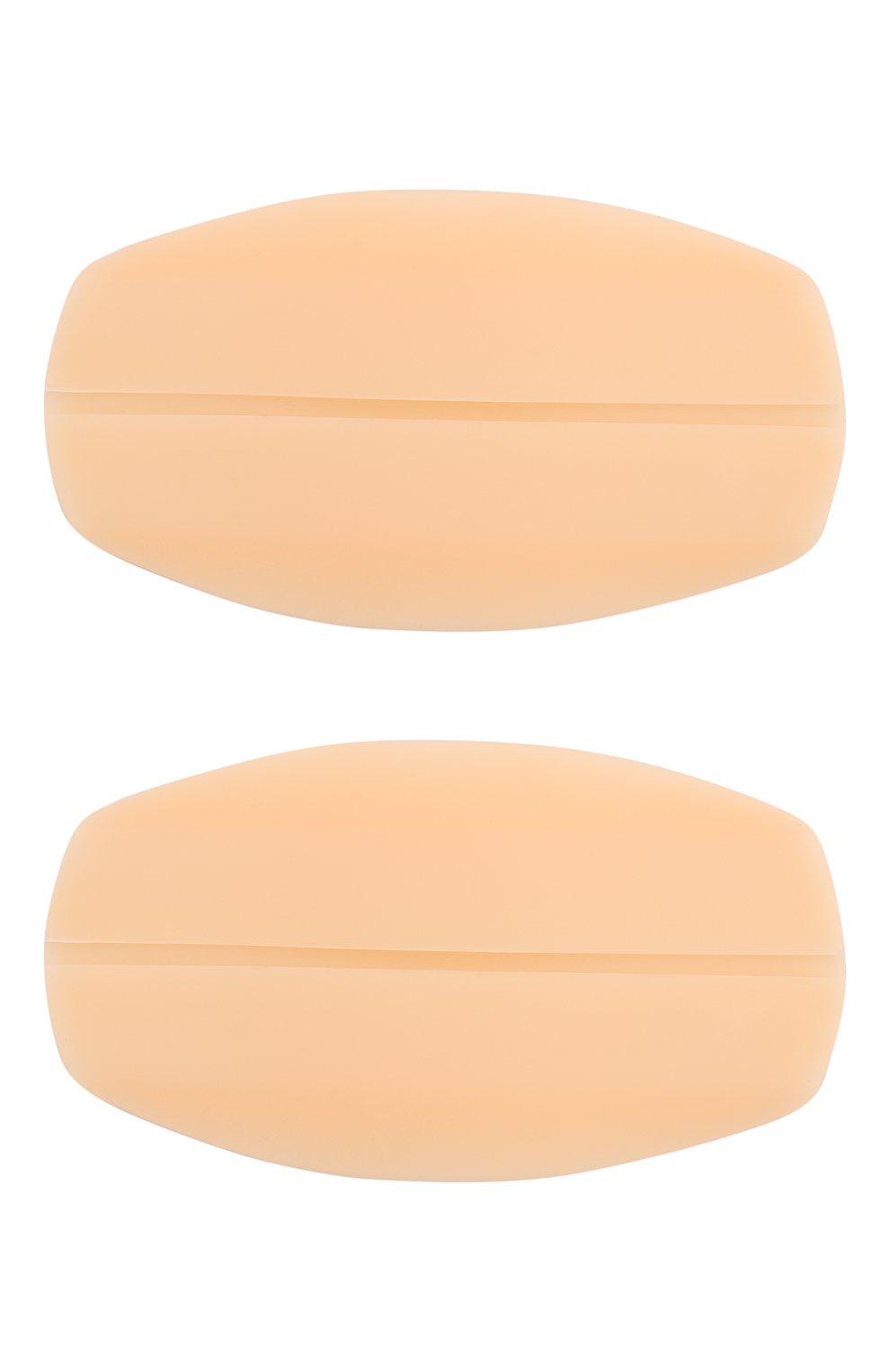 Женские подкладки под бретели MISS PERFECT бежевого цвета, арт. MPA40006   Фото 1 (Рукава: Короткие)