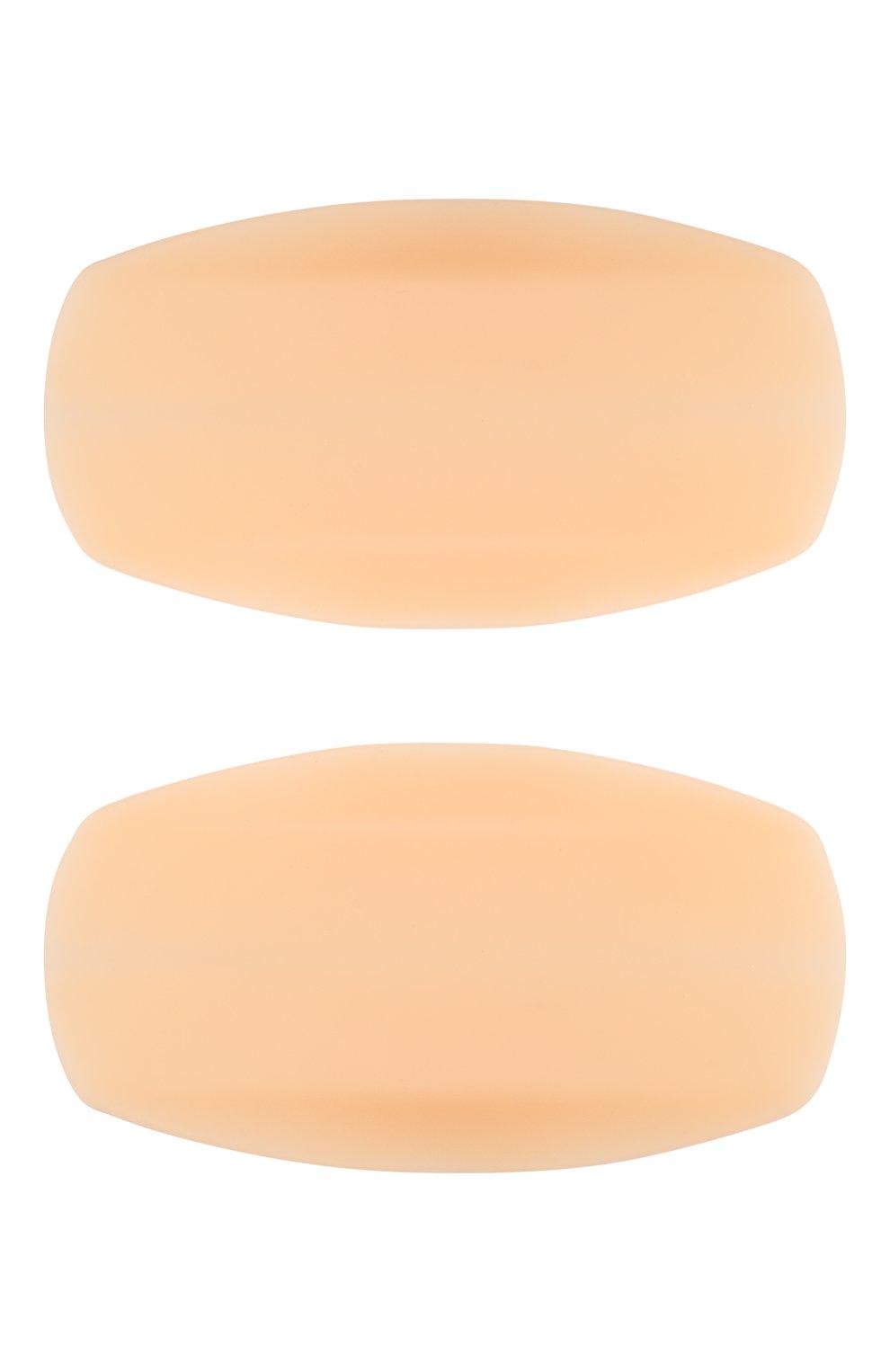 Женские подкладки под бретели MISS PERFECT бежевого цвета, арт. MPA40006   Фото 2 (Рукава: Короткие)
