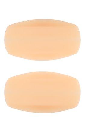 Женские подкладки под бретели MISS PERFECT бежевого цвета, арт. MPA40006 | Фото 2