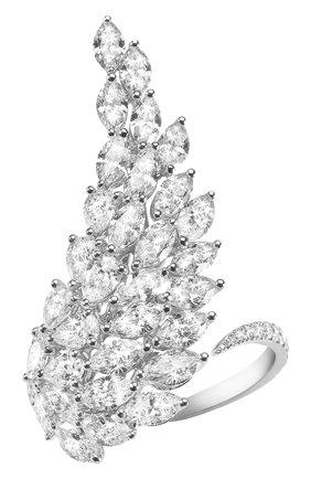 Женские кольцо MESSIKA белого золота цвета, арт. 05786-WG | Фото 1