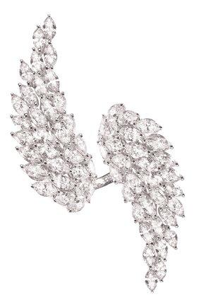 Женские кольцо MESSIKA белого золота цвета, арт. 05841-WG | Фото 1