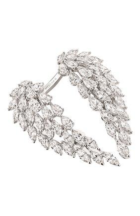 Женские кольцо MESSIKA белого золота цвета, арт. 06191-WG | Фото 1