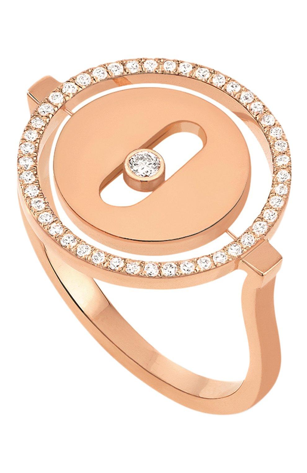 Женские кольцо MESSIKA розового золота цвета, арт. 07470-PG   Фото 1