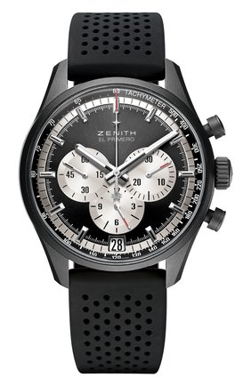 Часы 36000 VpH Ceramic Black | Фото №1