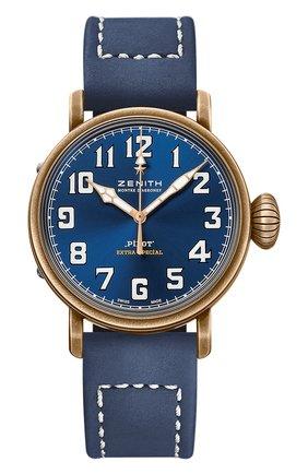 Часы Pilot Type 20 Extra Special Bronze Blue | Фото №1