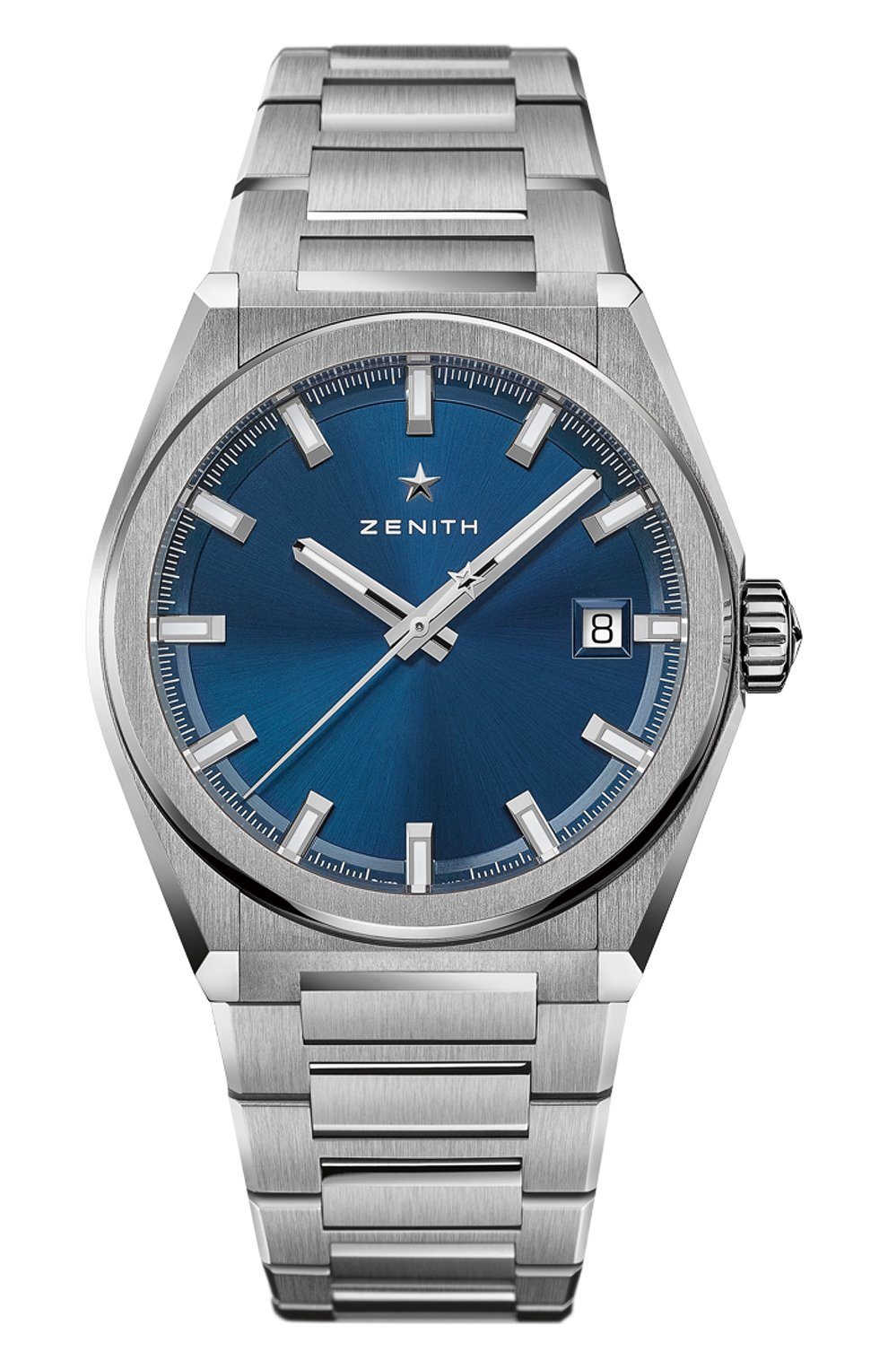 Мужские часы classic ZENITH синего цвета, арт. 95.9000.670/51.M | Фото 1