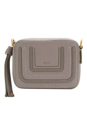 Женская сумка marcie CHLOÉ серого цвета, арт. CHC20UP503161   Фото 1