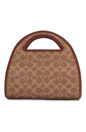 Женская сумка COACH коричневого цвета, арт. 146 | Фото 1