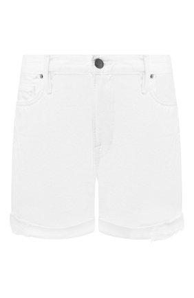 Женские джинсовые шорты FRAME DENIM белого цвета, арт. LBUSCF171 | Фото 1