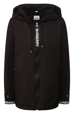 Женская куртка everton BURBERRY черного цвета, арт. 8027503 | Фото 1
